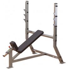 Наклонная скамья для жима Body Solid SIB359G