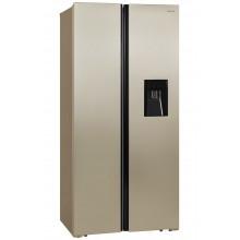 Холодильник HIBERG RFS-484DX NFY