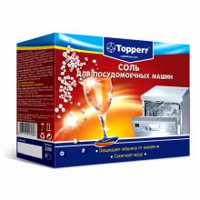 Соль для посудомоечной машины Topperr 3309 1,5 кг.