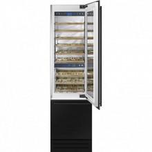 Встраиваемый винный шкаф Smeg WI66RS