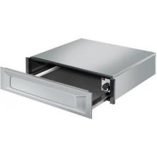 Встраиваемый шкаф для подогрева посуды Smeg CTP9015X