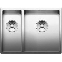 Кухонная мойка Blanco Claron 340/180-U (чаша справа)