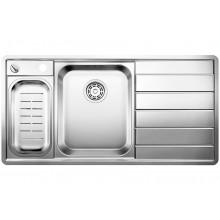 Кухонная мойка Blanco Axis III 6S-IF (чаша слева)
