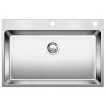 Кухонная мойка Blanco Andano 700-IF/A клапан-автомат