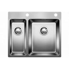 Кухонная мойка Blanco Andano 340/180-IF/A (522996)