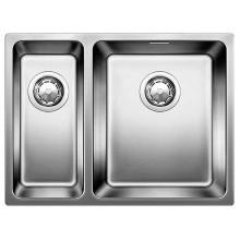 Кухонная мойка Blanco Andano 340/180-U правая/клапан-стоп