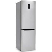 Холодильник Artel HD 430 RWENE стальной