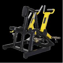 Горизонтальная тяга под наклоном Bronze Gym XA-06