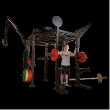 Гексагональная рама для кросс-тренинга Body Solid SR-HEXPROCLUB