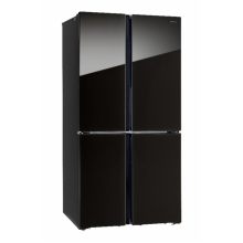 Холодильник Hiberg RFQ-500DX NFGB inverter