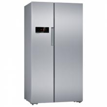 Холодильник Bosch KAN92NS25R серебристый