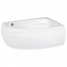 Ванна Cersanit JOANNA 160x95 правая ультра белый WA-JOANNA*160-R-W